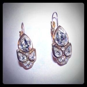 Swarovski Jewelry - Swarovski Drop Earrings